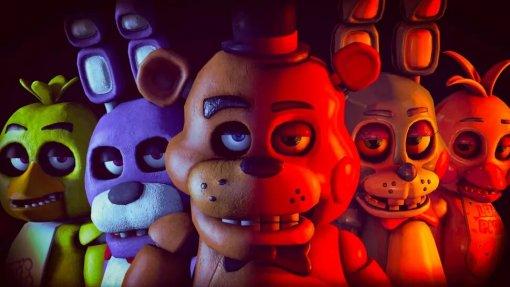 Скотт Коутон поделился подробностями экранизации Five Nights at Freddy's