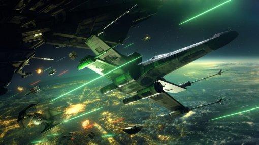 Новые корабли икарта: авторы Star Wars Squadrons раскрыли детали обновлений