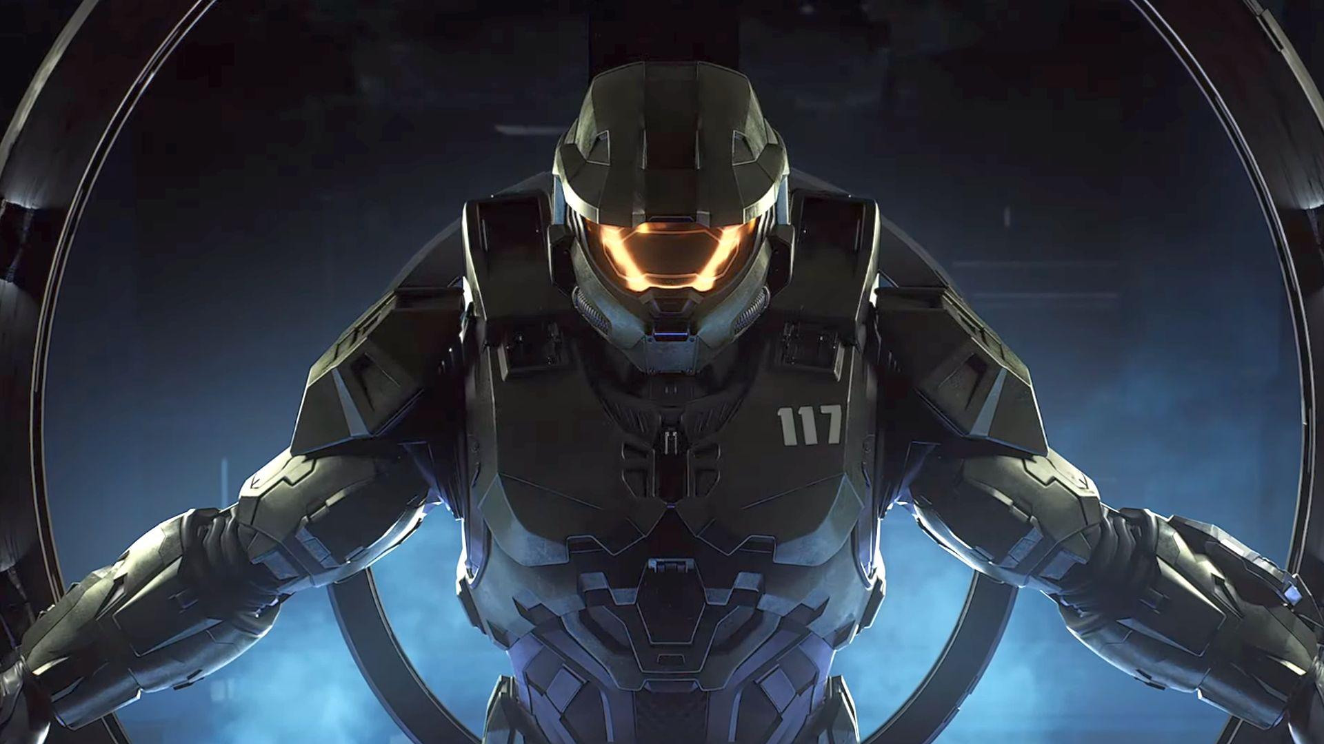 По словам инсайдера, разработка контента Halo Infinite близка к завершению