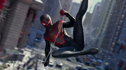 «Идеальная демонстрация PlayStation 5»: критики хвалят игру Marvel's Spider-Man: Miles Morales