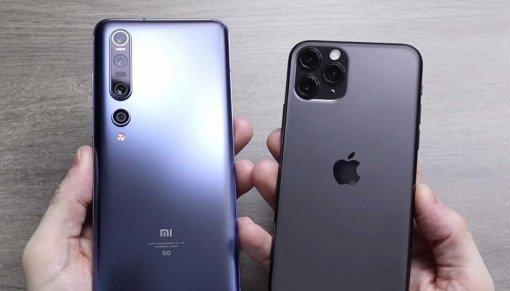 Эксперты: поитогам 2020 года Xiaomi выбьет Apple изтройки мировых лидеров попродажам смартфонов