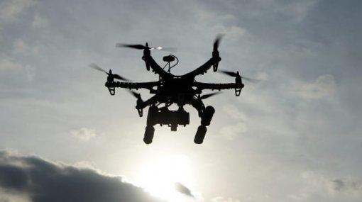Банк использует дроны для показа компаний инвесторам перед сделкой