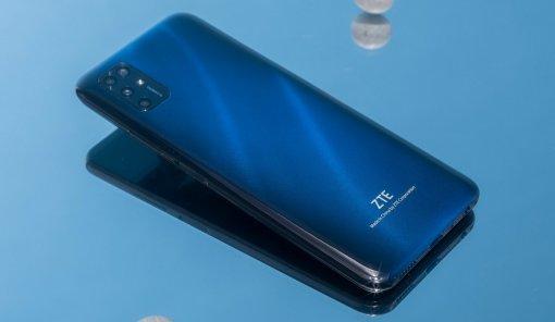 ВРоссии выходит доступный смартфон ZTE Blade V2020 Smart