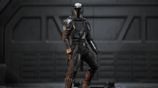 Моддеры воссоздали главного героя «Мандалорца» в Star Wars Jedi: Fallen Order