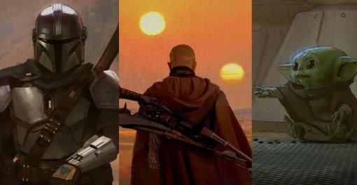 Все 11 артов изконцовки первого эпизода второго сезона «Мандалорца»