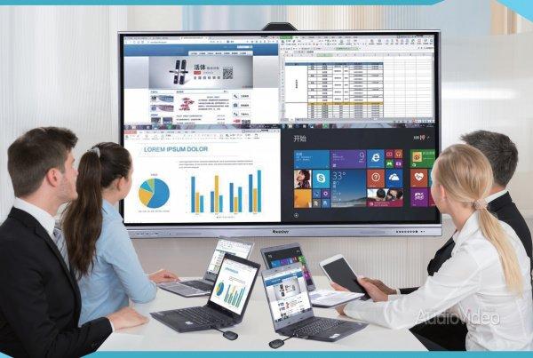 Купить интерактивные панели и оборудование