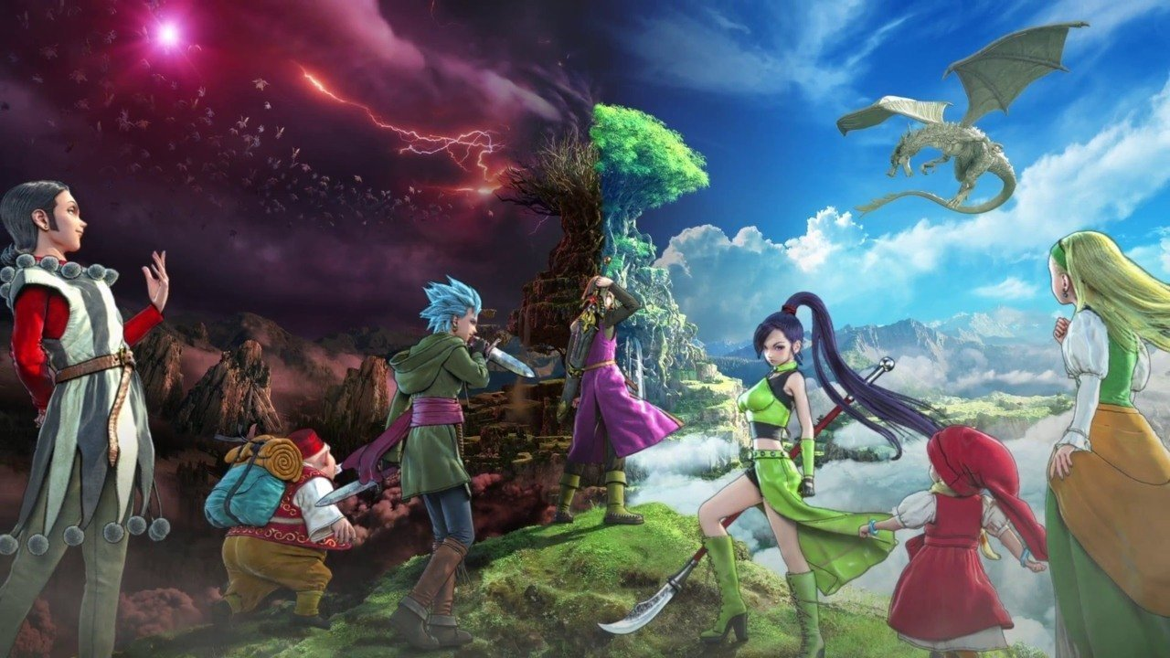 Вышло демо Dragon Quest XI S: Echoes of an Elusive Age