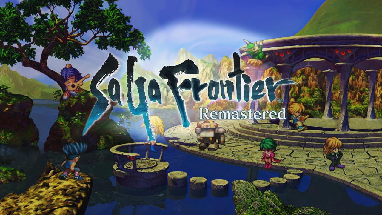 Square Enix анонсировала SaGa Frontier Remastered