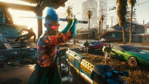 Некоторые игроки могли получить Cyberpunk 2077 раньше релиза. Слиты первые 20 минут геймплея
