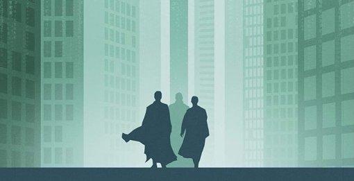Галерея: стильные арт-постеры фильмов Warner Bros. От«Матрицы» до«Интерстеллара»