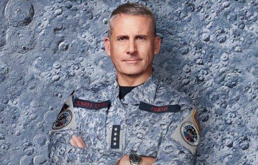 Провальные «Космические войска» со Стивом Кареллом продлили на 2 сезон