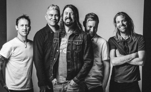 Foo Fighters представили клип напесню избудущего альбома