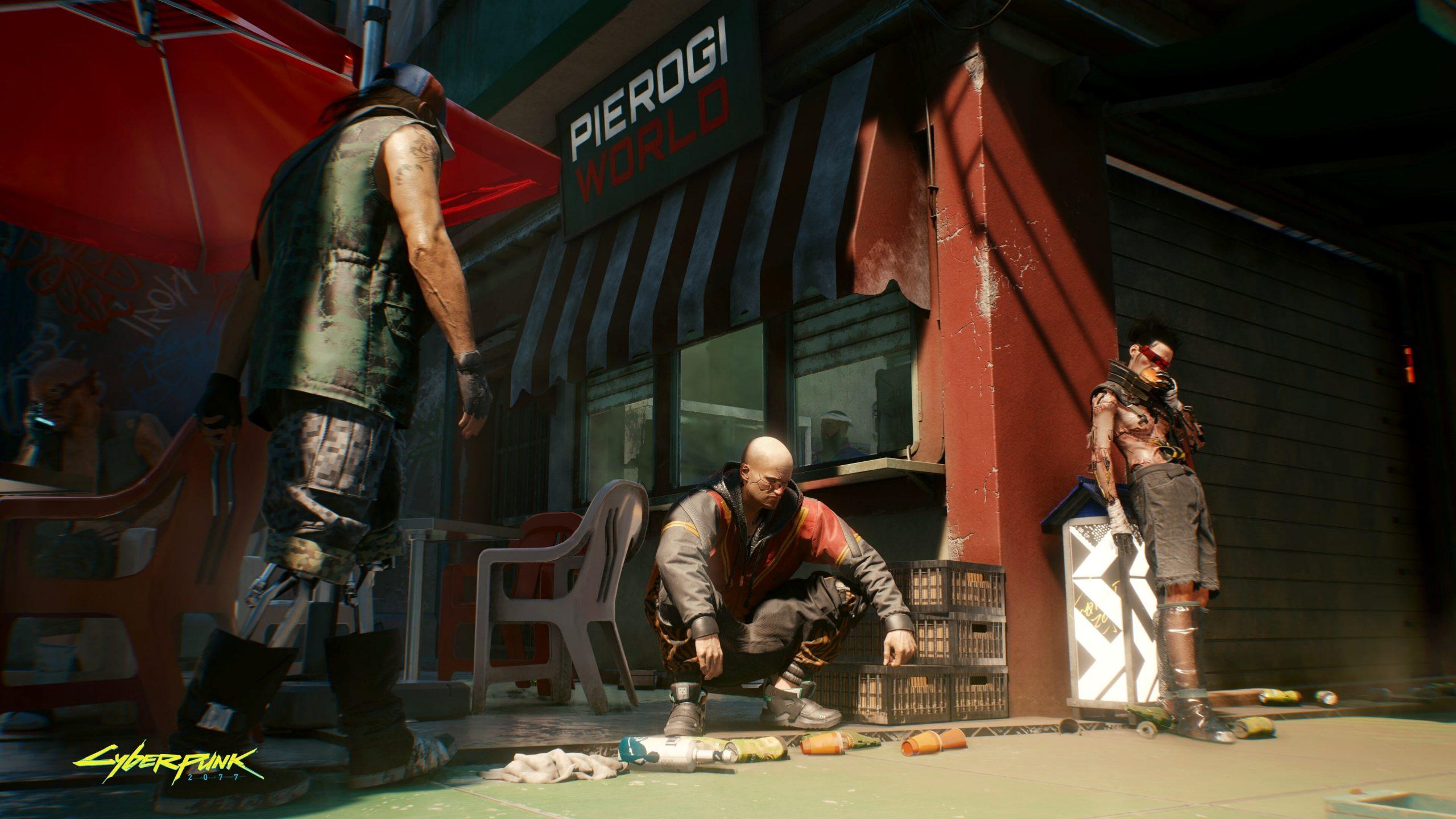 Cyberpunk 2077 возглавила чарт продаж Steam