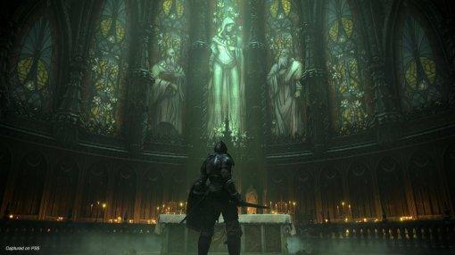 Sony показала 12 минут геймплея Demon's Souls на PS5