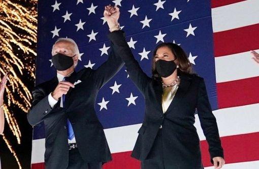 «Кошмар закончился»: что знаменитости пишут овыборах президента вСША