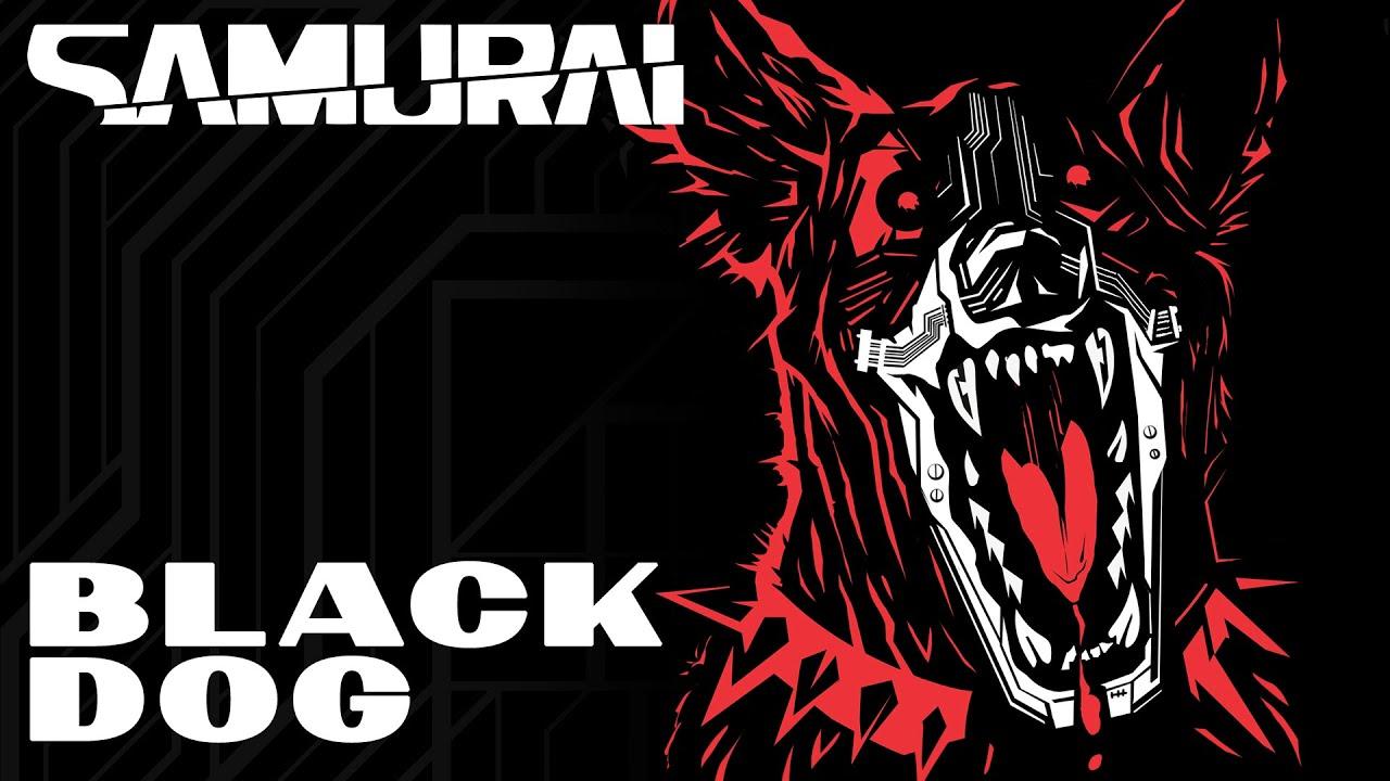 Новая музыкальная композиция Cyberpunk 2077 - Black Dog от SAMURAI (Refused)