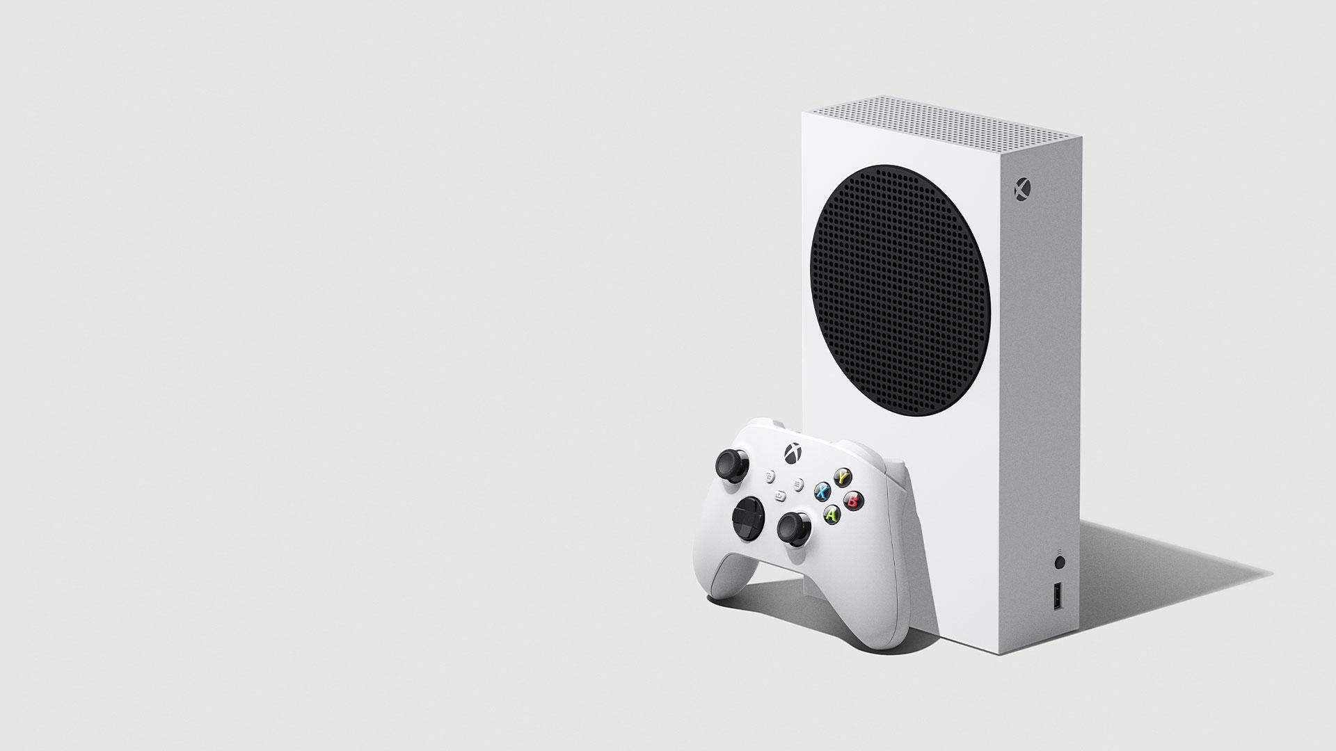 Для игр и приложений в Xbox Series S у вас будет 364 ГБ свободной памяти