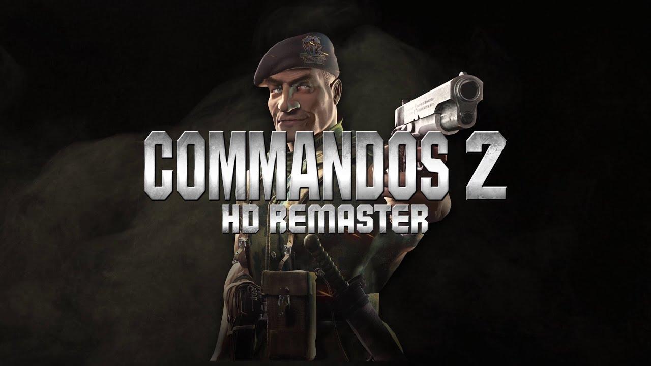 Commandos 2 - HD Remaster выйдет на Nintendo Switch в декабре