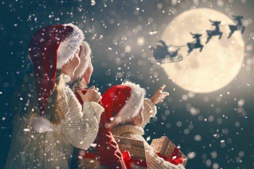 Санта-Клаус получил лицензию накоммерческие полеты кМКС