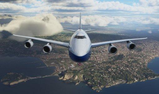 Microsoft Flight Simulator тормозит даже намощных ПК