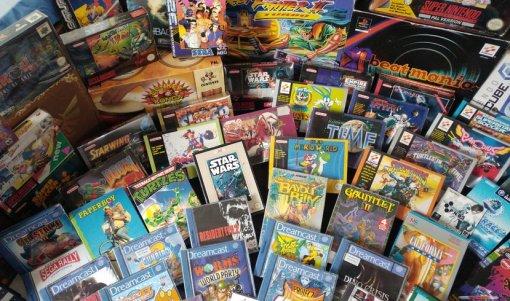 Мама геймера провела уборку. Она выкинула коллекцию игр на38 млн рублей