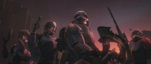 Вышел трейлер мультсериала «Звездные войны: Бракованная партия» про уникальных клонов