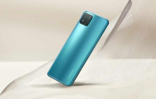 Представлен доступный смартфон Oppo A53 5G