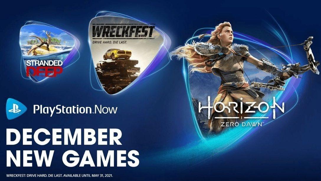В PlayStation Now добавят в декабре Horizon Zero Dawn: Complete Edition, Darksiders III, The Surge 2 и многое другое