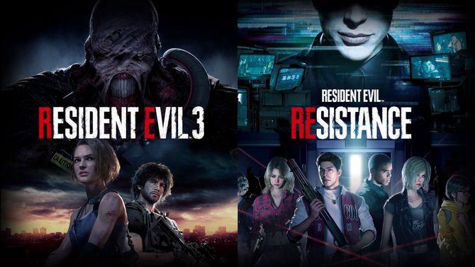 Бесплатные выходные - Resident Evil: Resistance