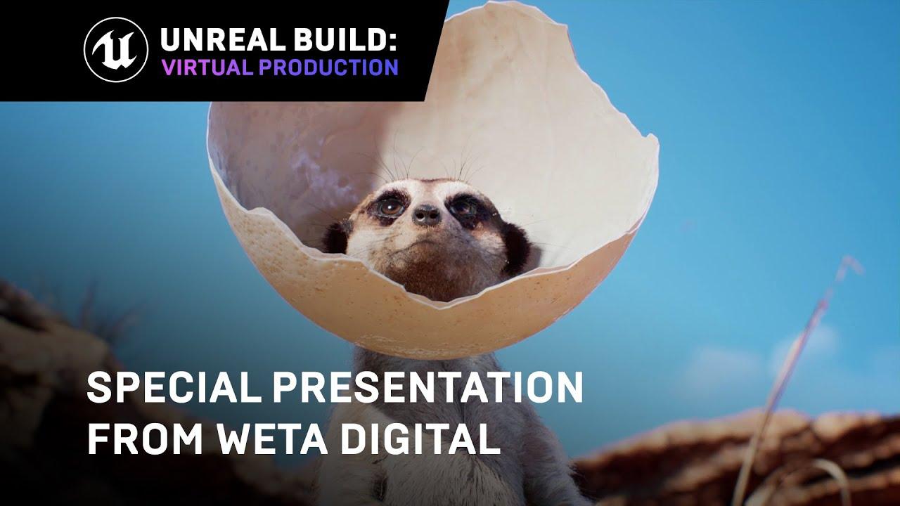 Weta Digital представляет потрясающий короткометражный анимационный фильм в Unreal Engine в реальном времени