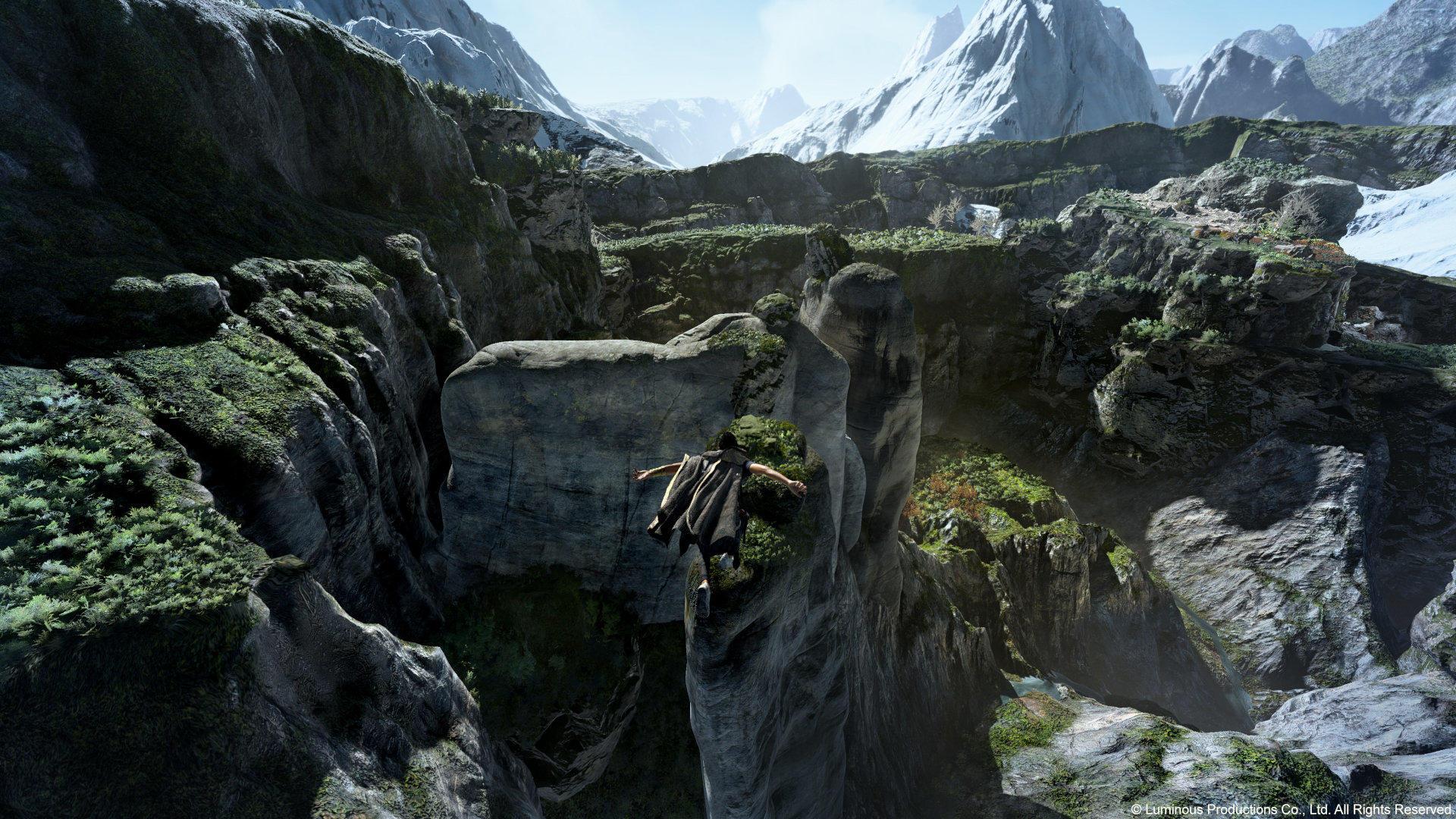 Project Athia - любимый проект генерального директора Square Enix, который станет их новым хитом