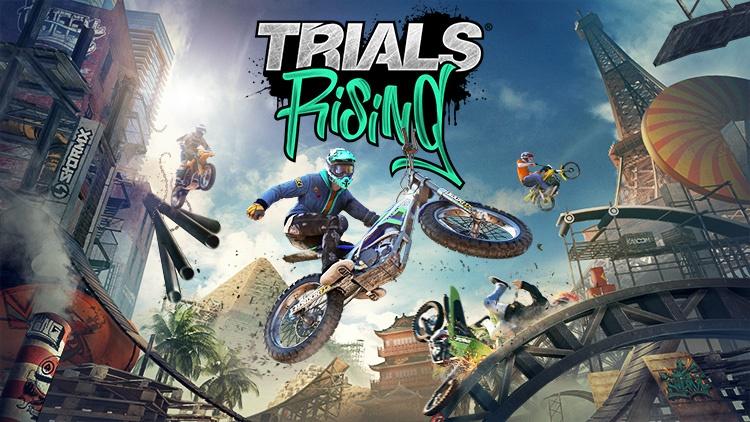 Ubisoft бесплатно раздает Trials Rising