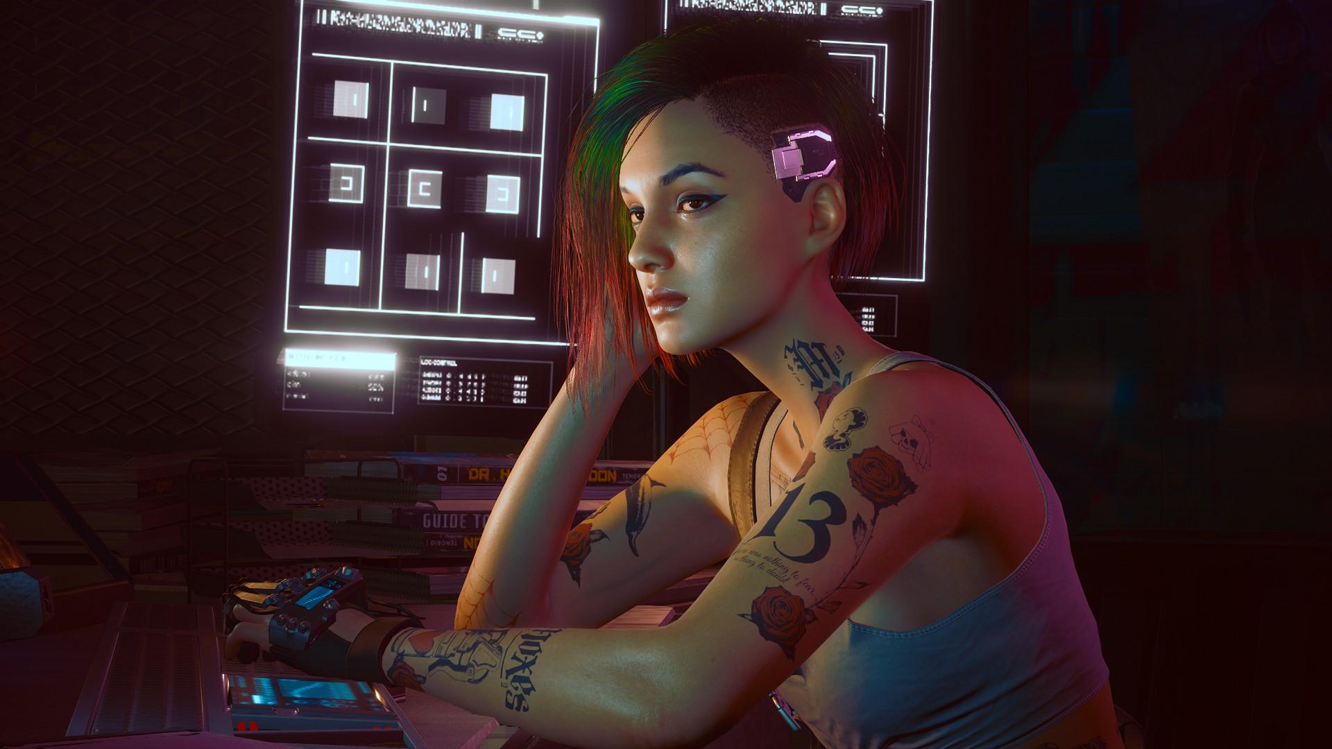 Cyberpunk 2077 обогнала The Last of Us: Part 2 по продажам в Британии
