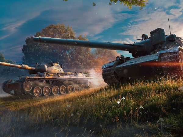 Инвайт коды для танкового онлайн-шутера World of Tanks