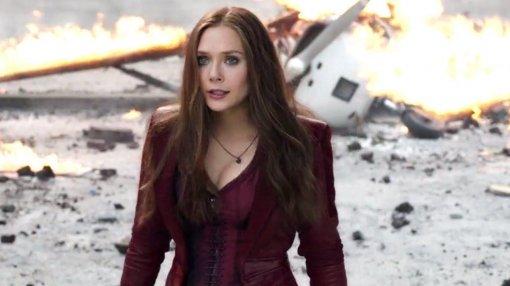 Элизабет Олсен стала Алой Ведьмой вMarvel из-за любви к«Звездным войнам»