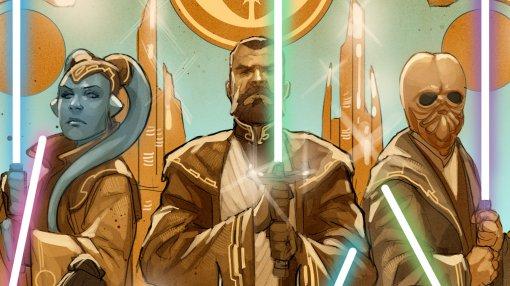 Вышел трейлер к серии комиксов и книг Star Wars: High Republic о расцвете джедаев