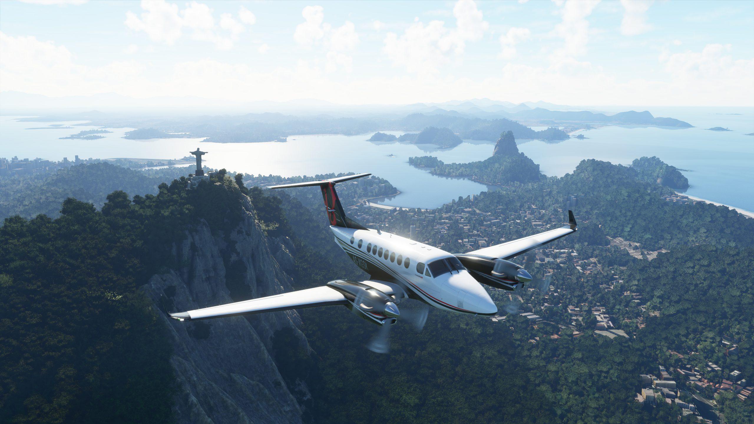 Фил Спенсер доволен тем, что моддеры зарабатывают деньги с помощью Microsoft Flight Simulator 2020