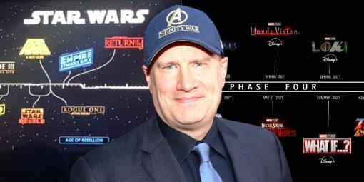 Кевин Файги нашел сценариста на свой фильм по «Звездным войнам». Это сценарист сериала про Локи