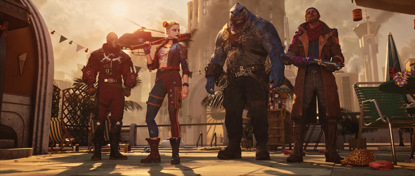 Будущие проекты Warner Bros. Games будут