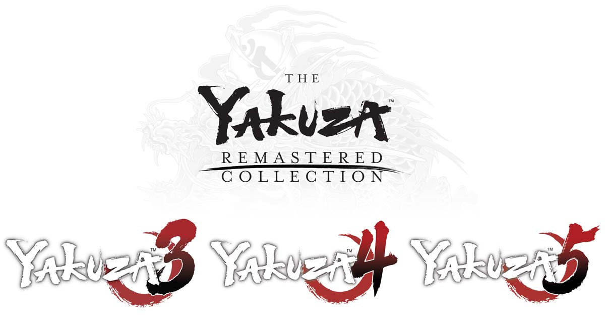 Состоялся релиз Yakuza Remastered Collection