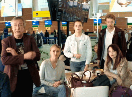 ТНТ объявил дату премьеры сериала «Полет» сЕфремовым, Акиньшиной иТабаковым