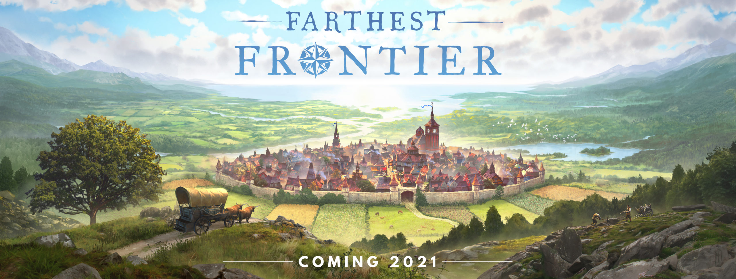 Авторы Grim Dawn представили свой новый проект - Farthest Frontier