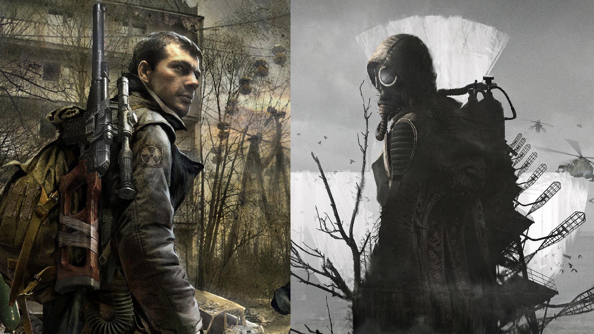 Сравнение S.T.A.L.K.E.R. 2 и S.T.A.L.K.E.R.: Call of Pripyat