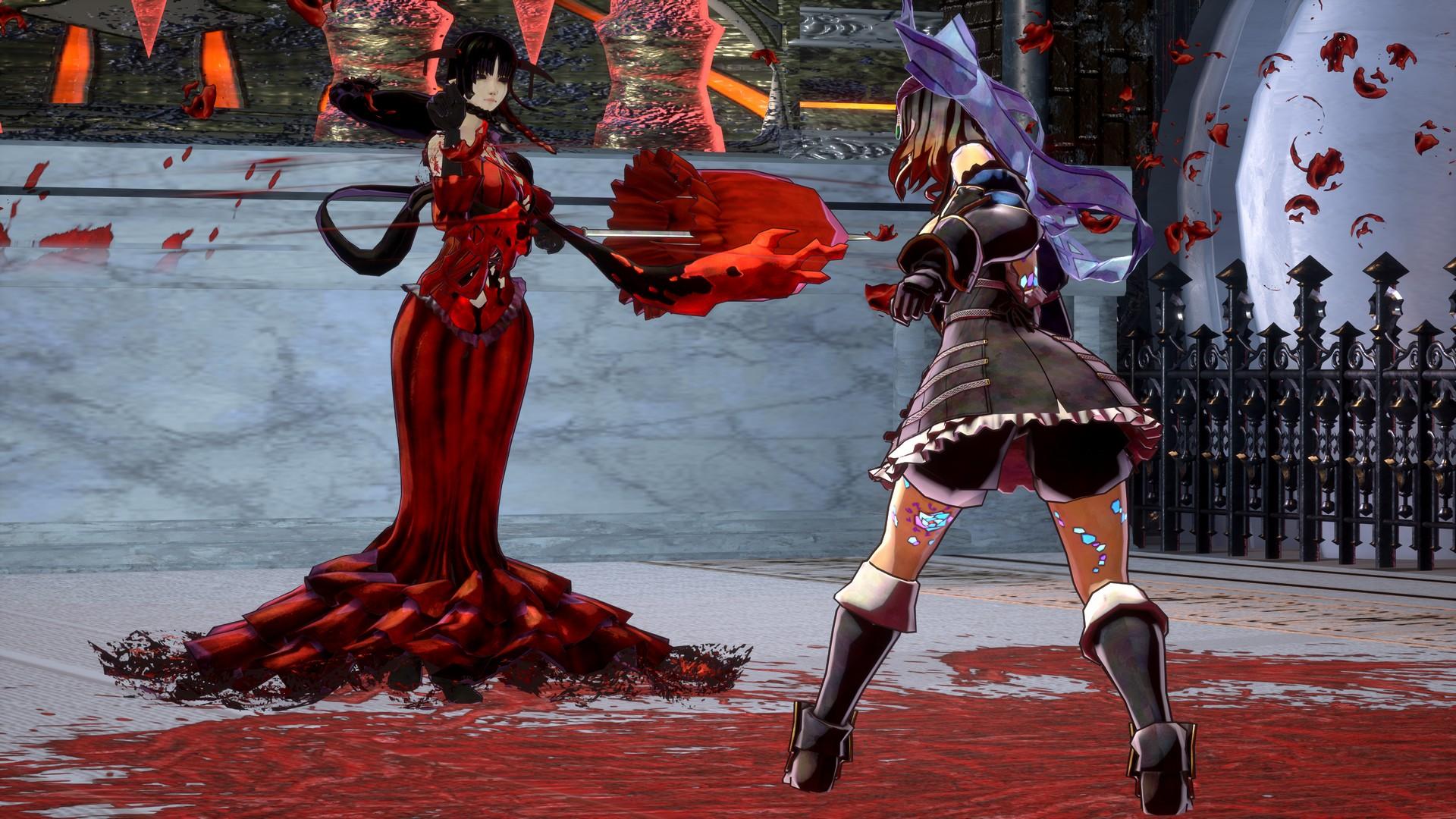 Дата выхода классического режима для Bloodstained: Ritual of the Night назначена на следующую неделю
