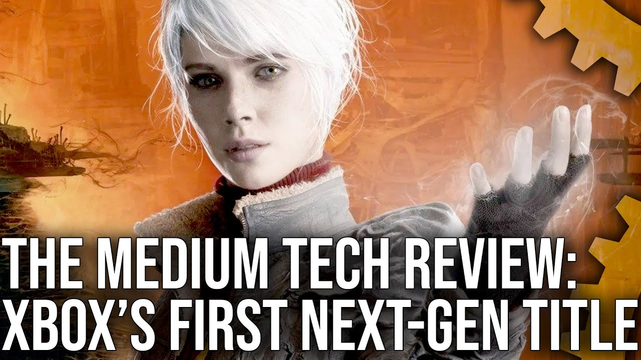 Digital Foundry протестировали The Medium на Xbox Series S / X