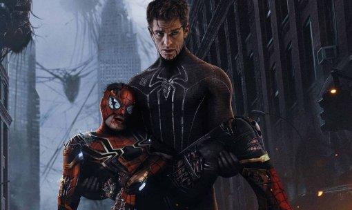 Какой Человек-паук может умереть в3 части— Холланд, Магуйар или Гарфилд? Художник показал варианты