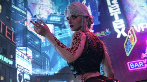 Фанаты «Ведьмака» нашли Цири вCyberpunk 2077