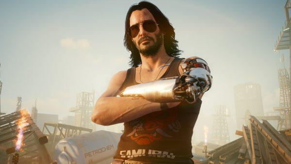 Cyberpunk 2077 — особенности игры