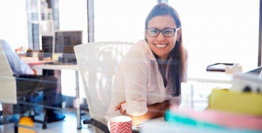 Гибкий рабочий график делает офисных работников счастливее ипродуктивнее