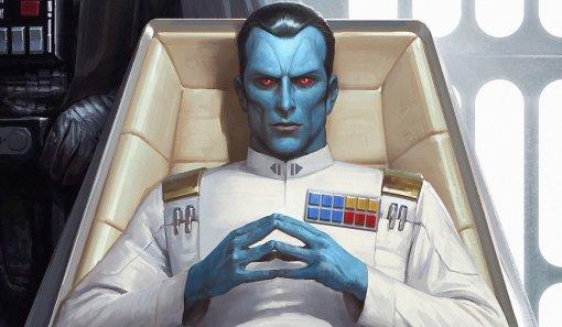«Звездные войны»: художник представил Роберта Дауни мл. вобразе адмирала Трауна
